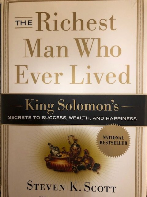 Book review:  The Richest Man Who Ever Lived
